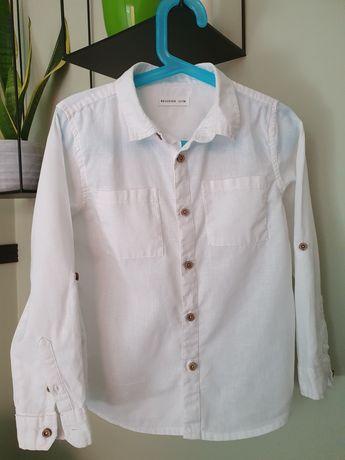 Okazja! Koszula chłopięca Reserved, Tom Taylor, h&m 122