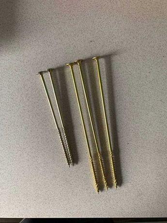 Саморізи конструкційні типу SPARX
