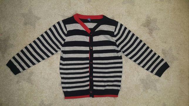 Sweterek dla chłopca na święta 5 10 15 r 104