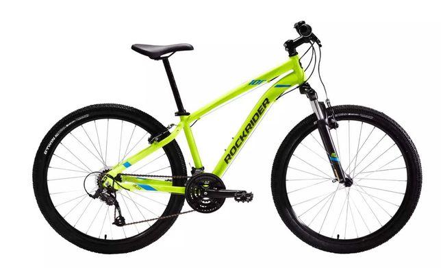 Bicicleta BTT Rockrider ST100 27,5'' / 21 Velocidades / Suspensão /