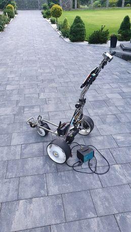 Elektro Golf Trolley.Електровізок для гольфу