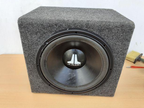 Głośnik JL Audio subwoofer, skrzynia basowa