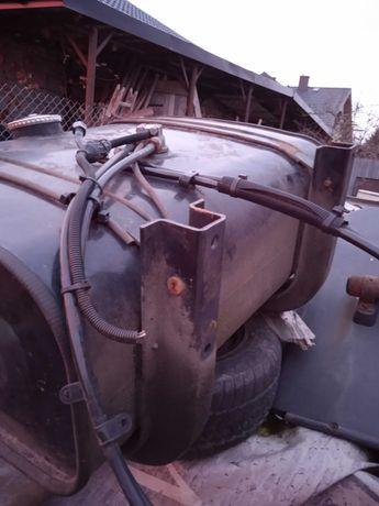 Zbiornik paliwa do Mana TGL 180 litrów