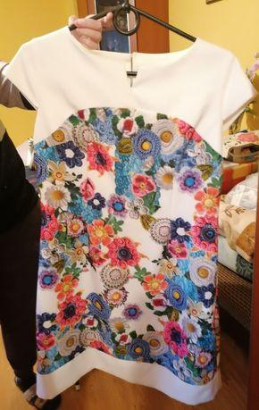 Piękna sukienka 46