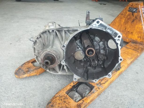 JQW caixa de velocidades vw transporter 1.9 tdi 102cv