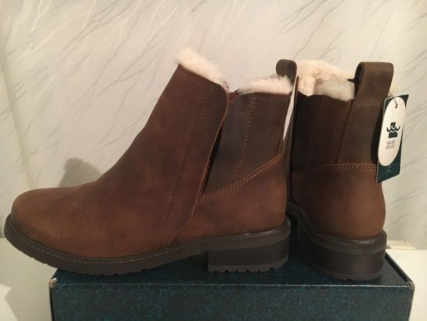 NOWE sztyblety r. 40/41 Emu Australia Pioneer Leather W11692