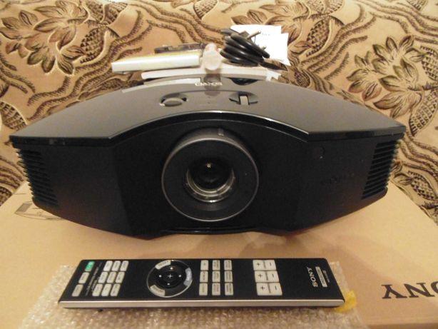 Sony VPL HW45 nowa lampa 1800ANSI SXRD projektor rzutnik jak Jvc FHD