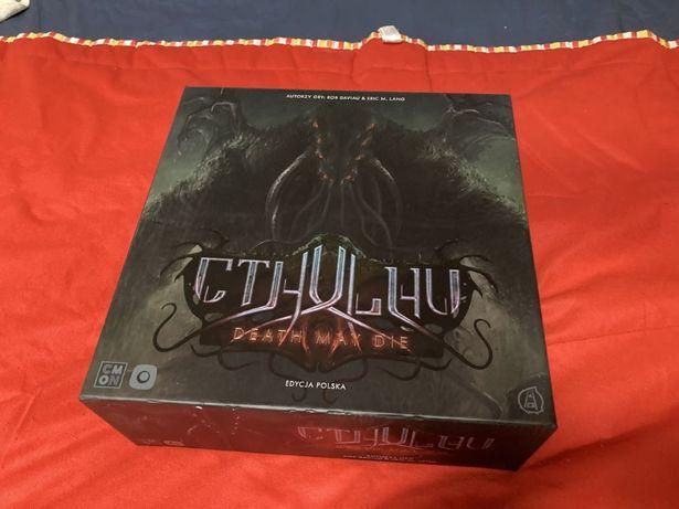 Cthulhu Death May Die PL - gra planszowa