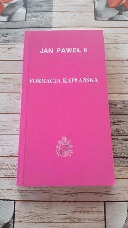 Jan Paweł II - Formacja kapłańska. Wrocław 1995.