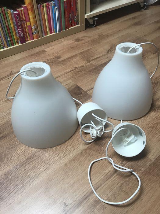 Lampy wiszące komplet 2szt Siemianowice Śląskie - image 1