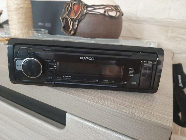 Radiodtwarzacz samochodowy Kenwood