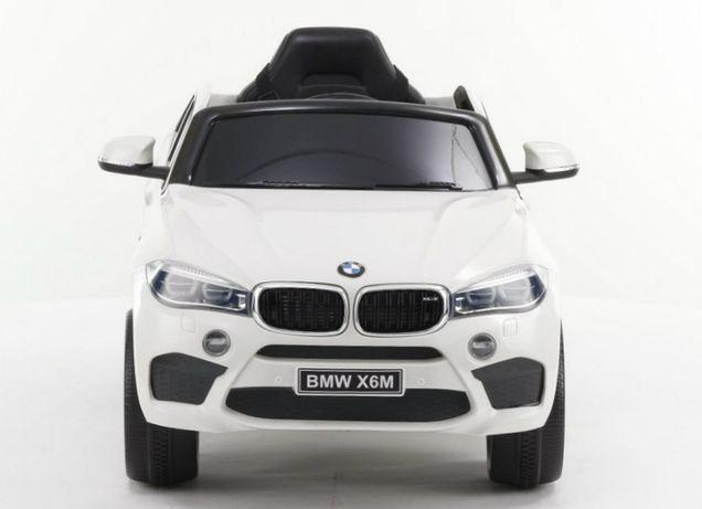 Pojazd AUTO na akumulator BMW X6M nowość 2021-babyland lodz