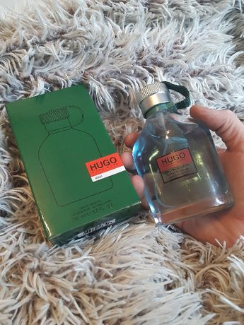 Hugo Green 150ml Nowe zafoliowane w Pudełku