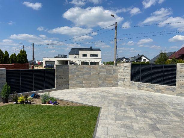 Montaż ogrodzeń / Ogrodzenia panelowe z montażem i inne