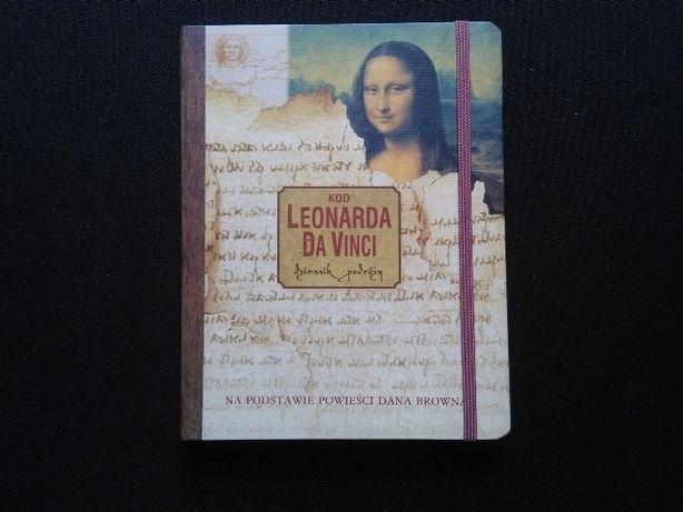 Kod Leonarda Da Vinci. Dziennik Podróży