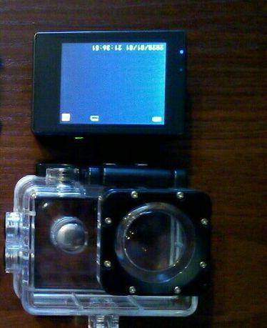Kamera sportowa wodoszczelna