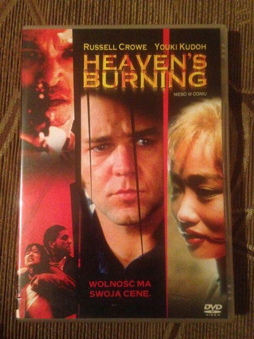 Niebo w Ogniu - DVD Siemiatycze - image 1
