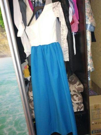 Платье длинное ...