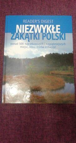 Niezwykłe zakątki Polski Reader`s Digest