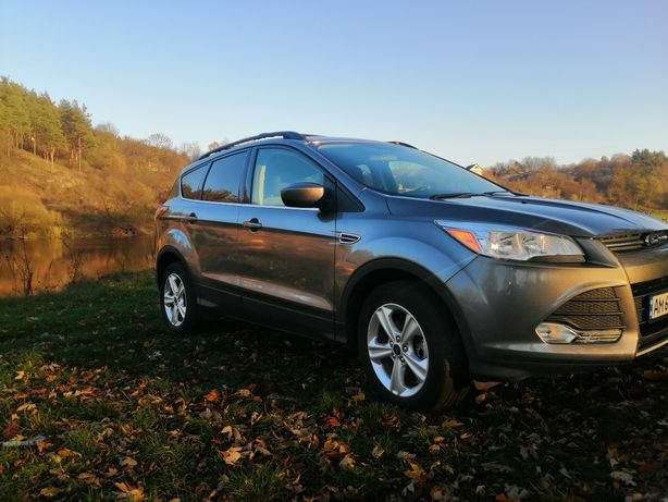 Ford escape 1.6