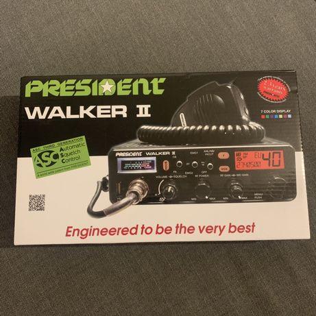 Радиостанция President WALKER II