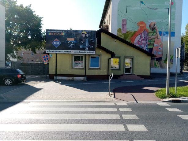 Lokal użytykowy 75m2+ piwnica, ul. Lechicka