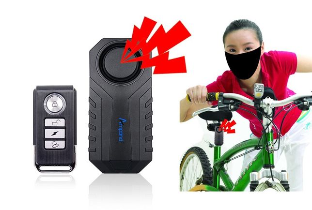 Alarme Mota ou Bicicleta a prova de água