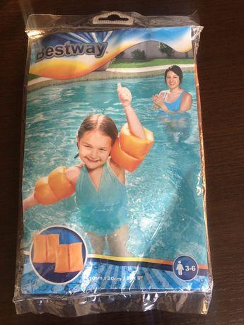 Rękawki do pływania BESTWAY 3-6 lat