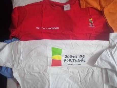 T-shirt Corridas