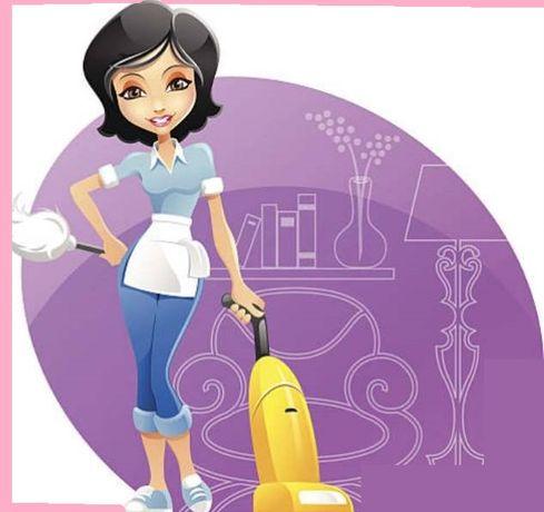 Sprzątanie apartamentów mieszkań domów biur mycie okien dezynfekcja