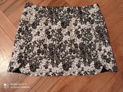 Spódnica kwiatki Topshop