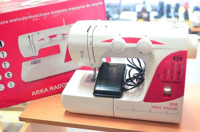Maszyna do szycia Arka Radom 888D Lombard Tarnów