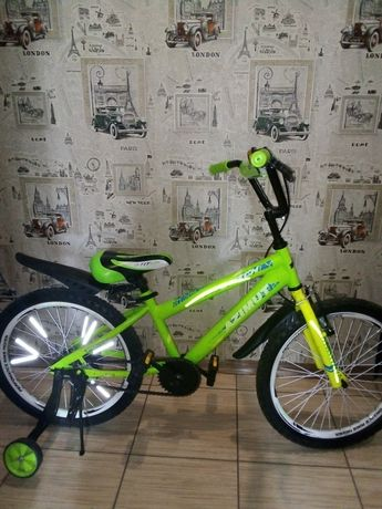 Велосипед 20 дюймов azimut