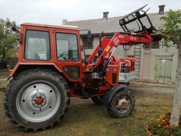 Hit Ładowacz c385 czołowy MTZ Belarus 800kg udzwig dowóz 912 WOL-ME