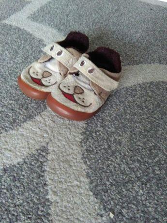 Buty buciki rozmiar 19 łapcie kapcie