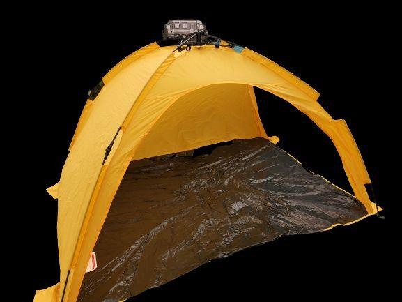 Namiot-muszla Fold Berger