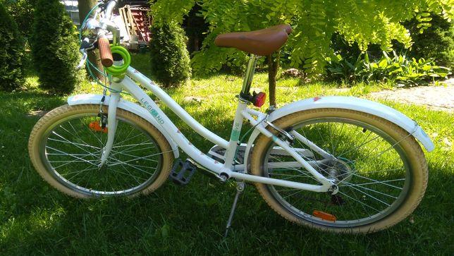 Rower Kross dla dziewczynki jak nowy!