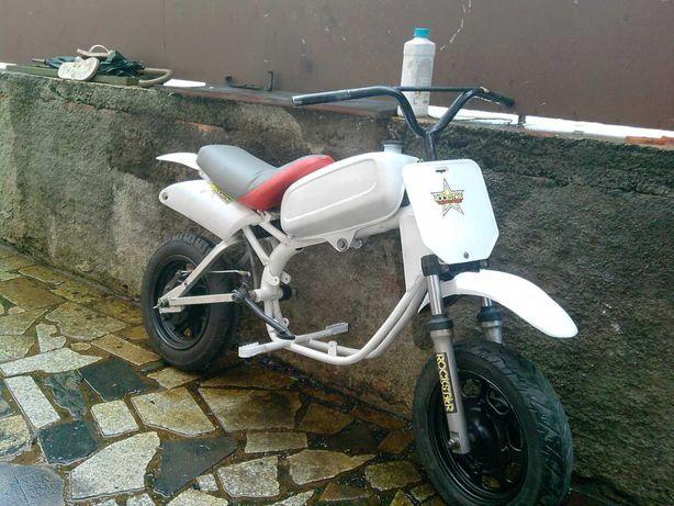 montagem mini moto pit bike
