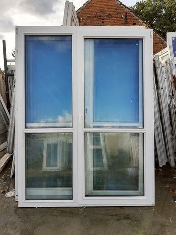 Drzwi okna tarasowe balkonoweużywane 175x230/236 zimowy ogród DOWÓZ