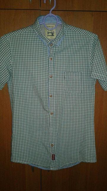 Рубашка мальчик подросток