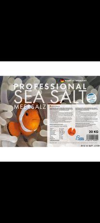 Sól professional sea salt 5 kg