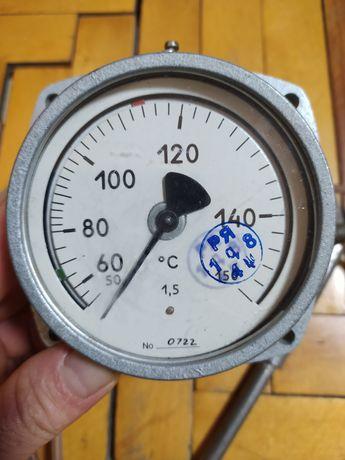 Термометр манометричний