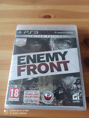 Enemy Front PS3 nowa