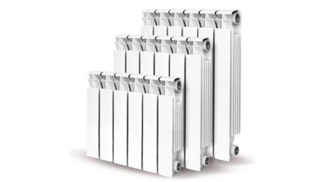 Алюминиевый радиатор отопление.Полная комплектация!Спец цены!!!