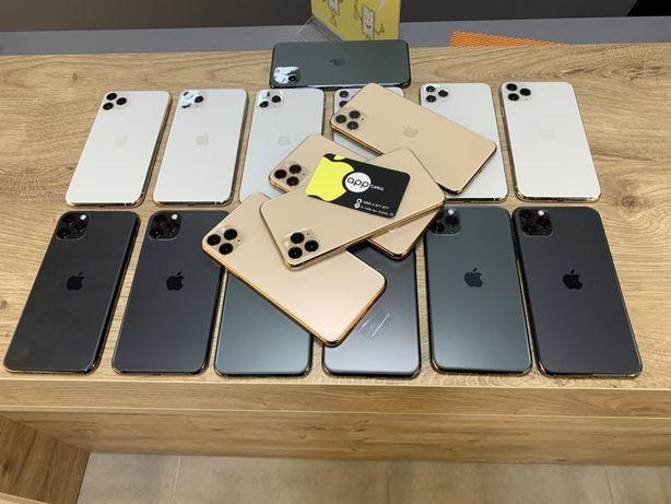 Iphone 11 pro max 64/256 gb neverlock Гарантія Appteka Куліша