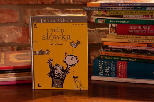 Trudne słówka - Joanna Olech