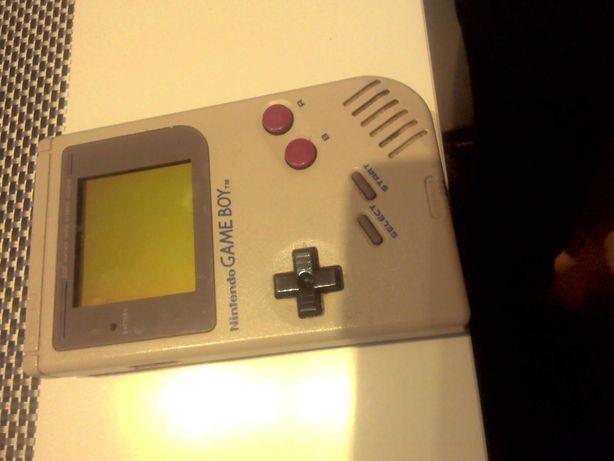gra game boy konsola Nintendo zamiana