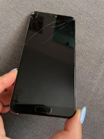 Huawei p20 uszkodzony ekran