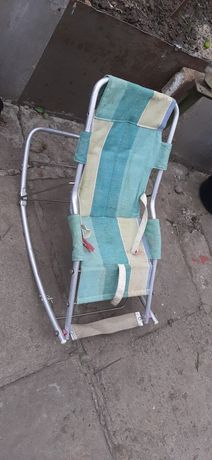 Кресло качалка люлька