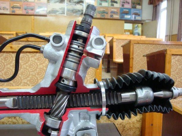 Ремонт (реставрация) рулевых реек, ремонт рулевой системы Позняки